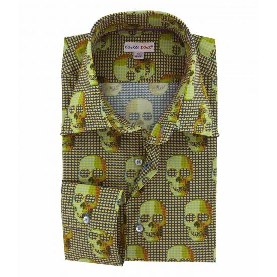 chemise-homme-coupe-cintree-imprimes-vanite-coeur