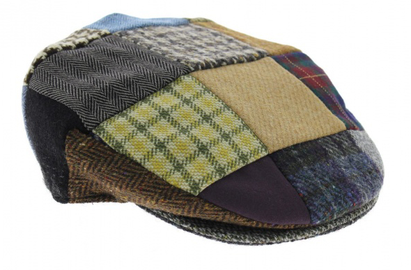casquette-plate-patchwork-hiver